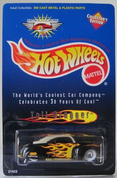 1998 Hot Wheels Collectors Convention Tail Dragger