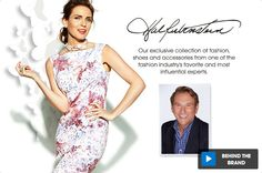 Hal Rubenstein, InStyle Editor-at-Large, Fashion Collection   HSN