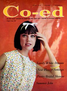 Co-ed Magazine Colleen Corby