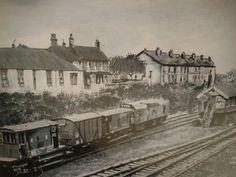 Steam Railway, British Rail, Nottingham, Roots, Train, Mansions, History, House Styles, Photography