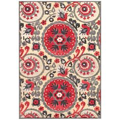 I pinned this Saphir Obzeet Rug in Cream II from the Feizy Rugs event at Joss and Main!