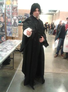 Snape Cosplay, Speed Dating at a Comic Con ~ SugarSkull Industries