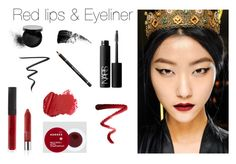 """""""Beauty set #1"""" by stacyco ❤ liked on Polyvore featuring beauty, Forever 21, NARS Cosmetics, Ellis Faas, Clinique, Korres, Givenchy, Le Métier de Beauté, Bobbi Brown Cosmetics and Hourglass Cosmetics"""