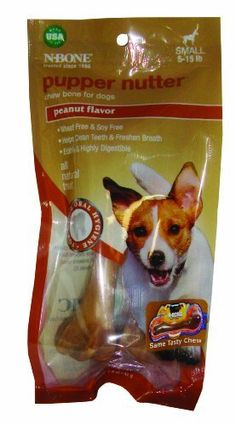 NBone Pupper Nutter Peanut Butter for Pets Small ** You can get additional details at the image link.