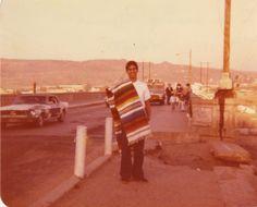 ME IN TIJUANA, MEXICO 1979.