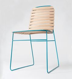Filou chair délicate chaise par Nui Studio