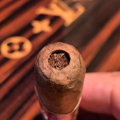The perfect punch cut should be approximately 75% of the ring gauge of the cigar itself. Large format cigar calls for a large ring gauge punch. If the punch is to small relative to the size of the cigar you will often have draw problems and tar build up. Size matters. Good Cigars, Size Matters, Large Format, Punch, Draw, Rings, To Draw, Ring, Sketches