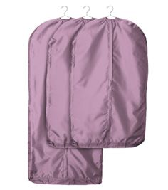 IKEA - SKUBB, Clothes cover, set of pink, , Protects your clothes from dust. Contemporary Closet Storage, Walk In Closet Inspiration, Bedroom Inspiration, Style Du Japon, Japan Style, Suit Covers, Garment Bags, Japan Fashion, Coat Dress