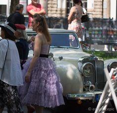 Petticoat auf den Berlin Classic Days 2016.