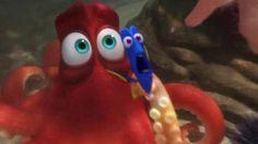 Ellen DeGeneres reveals adorable new 'Finding Dory'.: Ellen DeGeneres reveals adorable new 'Finding Dory' trailer: Watch it now! Dory Finding Nemo, Disney Finding Dory, Disney Nerd, Disney Pixar, Walt Disney, Ellen Degeneres, Childhood, Animation, Albert Brooks