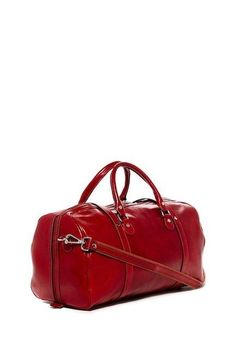 Persaman New York Bruno Italian Leather Duffle Bag (Retail  2750)  fashion   clothing 9d3d19c6e953a