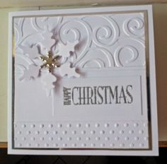 Sue's Card Craft: Less Is More week 94