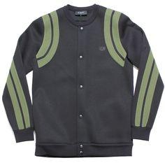 Givenchy Pre-Spring 2013 Neoprene Bomber Jacket