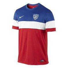 Nike USA World Cup 2014 Soccer Jersey (Away)
