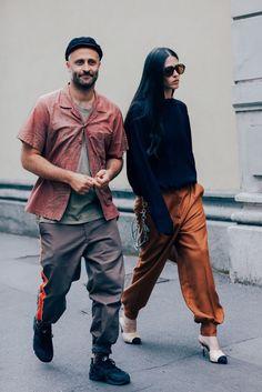 STREET INSPIRATION — Milan Fashion Week | GQ