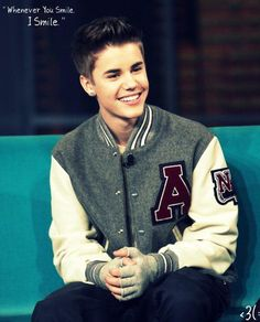 ahh he's adorable(: