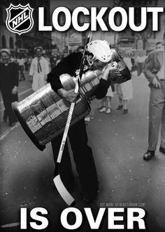 Hockey lockout is over! Caps Hockey, Flyers Hockey, Hockey Teams, Hockey Stuff, Rangers Hockey, Pittsburgh Sports, Pittsburgh Penguins, Hockey Baby, Ice Hockey