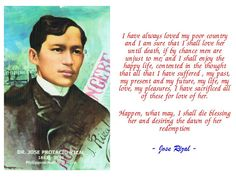 Why jose rizal is our national hero essay of beowulf Essays Related to JOSE RIZAL. JOSE RIZAL, the martyr-hero of the. Jose Rizal, we always think of our national hero as someone who believed in the power. School Border, Jose Rizal, Political Reform, Noli Me Tangere, Patriotic Quotes, Hero Poster, Philippines Culture, Becoming A Writer, Tagalog