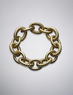 Oval Link Bracelet, Extra Large | Women Bracelets | David Yurman Official Store