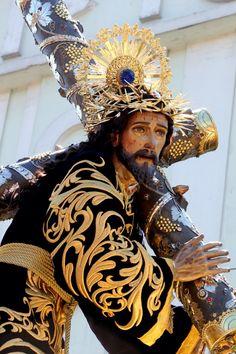 Consagrada Imagen de Jesus Nazareno de la Merced; Guatemala