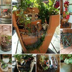 Garden Goddess Designs are here at Boring To Adoring Décor & Paint Boutique!