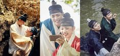 """If you are currently watching""""Moonlight Drawn by Clouds,"""" and you're anything like me, your daily thoughts have been consumed by images of Park Bo Gum and"""