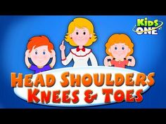 moral stories: Head, Shoulders, Knees & Toes  Nursery Rhyme Exerc...
