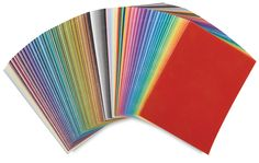Color Aid Papers (Packet of 314 Colors) from Blick