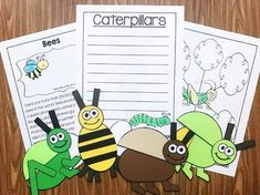 Insect Reports by Si