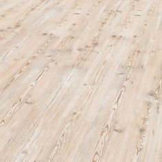 "Lame PVC clipsable | Wineo 1000 Wood ""Malmoe Pine"" - BRICOFLOR Hardwood Floors, Flooring, Pine, Design, Sun, Paving Slabs, Organic, Bedroom, Kitchens"