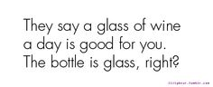 i like wine, wine in the glass :)