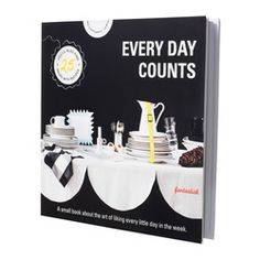 "Want it ""Fantastisk - Every Day Counts"" Books & games - IKEA"