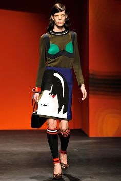 Prada Spring 2014 Ready-to-Wear - Collection - Gallery - Style.com