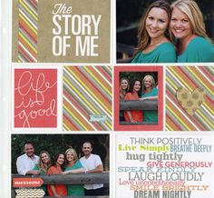 """Themed Cards -  Story of Me - Capturing memories is easy with POCKET PAGES™ journaling cards.  Each package contains 72 cards (12 - 4""""x6"""" cards and 60 - 3""""x4"""" cards).  There are a variety of horizontal and vertical layouts and each card has a journaling grid or dots printed on the back!"""