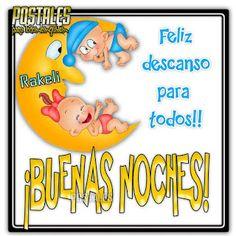 Postales Para Compartir.: BUENAS NOCHES!