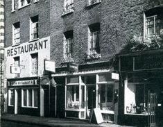 The Star Cafe in Old Compton Street was the haunt of Ironfoot Jack in the 1950s. Next door to the Star at No3 was a small block of flats where Skiffler Chas McDevitt lived and contained other flats which were being rented by some of the girls working in the red light district in the late 1950s.The building still exsits today facing Molly Moggs on the other side of the street.