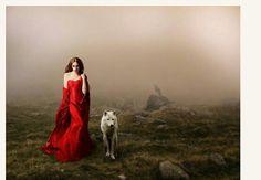 She wolf..