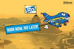 STA Travel - Book now pay later