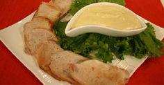 Cerdo en salsa de mostaza