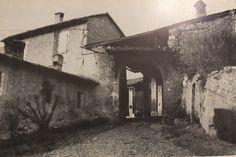 Timoline - il castello verso il 1970.