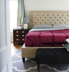 Traditional Bedroom photo by Victoria Elizabeth Design