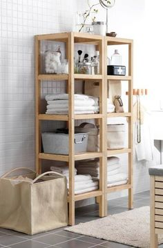 Bathroom Organization Ikea Apartments New Ideas Home Organization, Interior, Home N Decor, Small Shower Remodel, Small Bathroom Decor, Apartment Decor, Bedroom Decor, Home Diy, Bathroom Decor