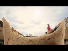 Dunkin' Donuts rolls out GranDDe Burrito