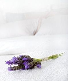 Make your own pillow spray to help you or your little ones drift off to sleep. Also good for preparing the guest room or making linens smell amazing!