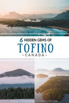 Discover our list of Tofino hidden gems. Fill your time with amazing adventures and experience some of Tofino's best kept secrets. Columbia Travel, British Columbia, Places To Travel, Places To See, Canadian Travel, Canadian Rockies, Tofino Bc, Voyage Canada, Adventurous Things To Do
