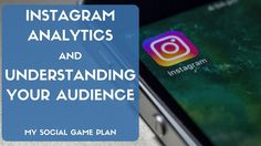 This is a must-watch for anyone who's just getting started with #Instagram, doesn't see the value of having access to analytics (available only to business profiles), or is going at social media blindfolded without a clear strategy. Online Marketing, Digital Marketing, Marketing Videos, Social Games, Business Profile, Competitor Analysis, Understanding Yourself, Locker