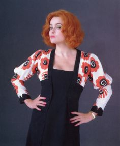 Helena Bonham Carter as Dr. Julia Hoffman in Tim Burton's Dark Shadows - Vanity Fair by Mary Ellen Mark, April 2012  ♥♥♥♥♥