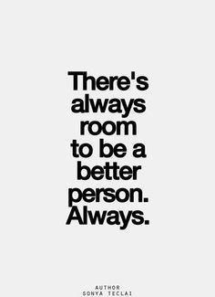 Sonya Teclai Quote #Person, #Room