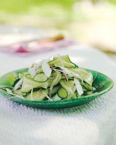 Cucumber and Coconut Salad Recipe