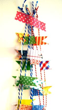 Washi Tape Parties / Fiestas